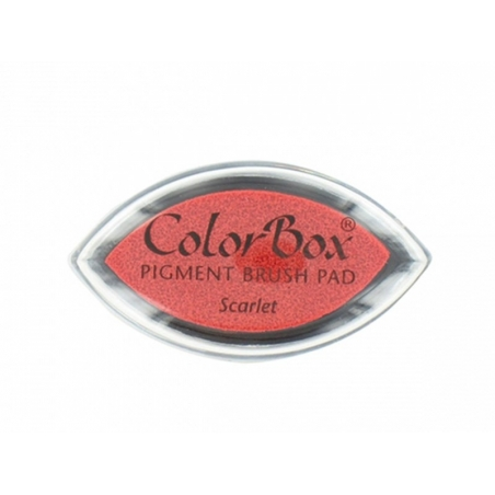 Red stamp ink pad