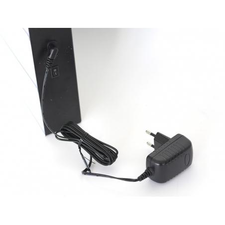 Acheter Adaptateur noir pour lightbox - prise secteur - EU - 8,90€ en ligne sur La Petite Epicerie - Loisirs créatifs