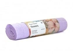 Papier crépon fleuriste 25 x 250 - lilas 65