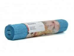 Papier crépon fleuriste 25 x 250 - turquoise 68 Rico Design - 1