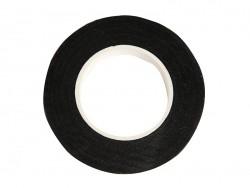 Bobine de bande de papier crépon - noir