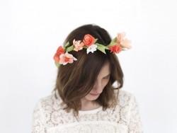 10 Drähte für Papierblumen