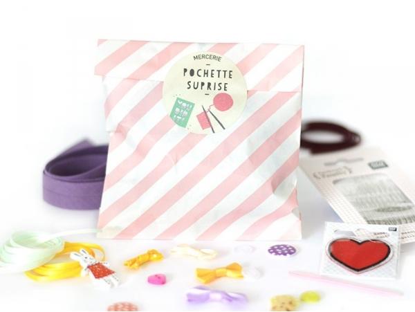 Pochette surprise Mercerie La petite épicerie - 1