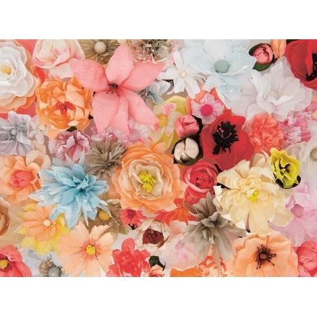 Papier crépon fleuriste 50 x 250 - noir 79