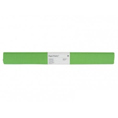 Papier crépon - vert