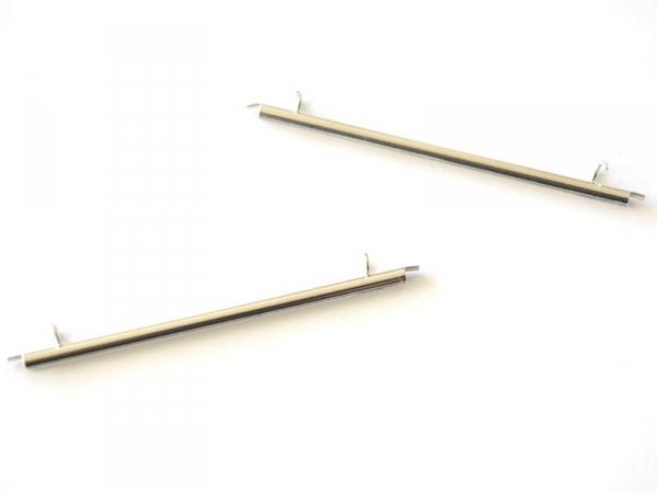 Acheter Embout pour tissage de perles argenté - 60 mm - 2,69€ en ligne sur La Petite Epicerie - Loisirs créatifs