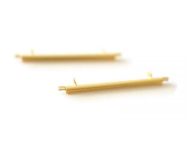 Acheter Embout pour tissage de perles doré - 35 mm - 2,19€ en ligne sur La Petite Epicerie - Loisirs créatifs