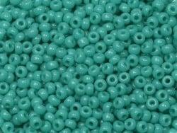 Acheter Rocailles Miyuki 11/0 - Opaque turquoise green 412 - 0,99€ en ligne sur La Petite Epicerie - Loisirs créatifs