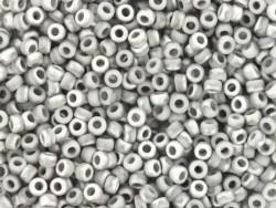 Rocailles Delicas 11/0 - gris bicolore matte 4558