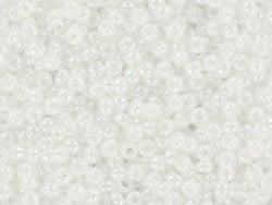 Rocailles Miyuki 11/0 - blanc brillant 528