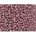 Rocailles Miyuki 11/0 - rose métallique 4218