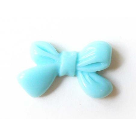 Acheter Cabochon Noeud - Bleu - 0,39€ en ligne sur La Petite Epicerie - Loisirs créatifs