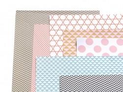Design paper pad - Graphic designs
