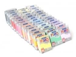 Set of 37 Fimo effect blocks