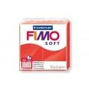 Pâte Fimo Soft Rouge Indien 24