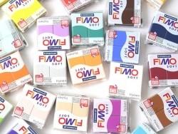 Acheter Pâte Fimo Soft Rouge Indien 24 - 1,99€ en ligne sur La Petite Epicerie - 100% Loisirs créatifs