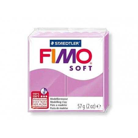 Pâte Fimo Soft Lavande 62 Fimo - 4