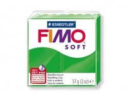 Fimo Soft - tropischgrün Nr. 53