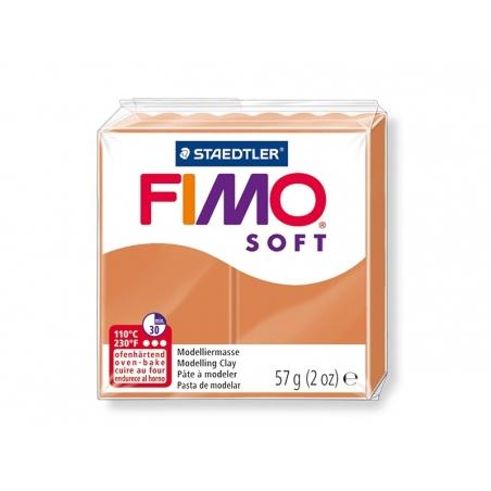 Pâte Fimo Soft Cognac 76 Fimo - 4