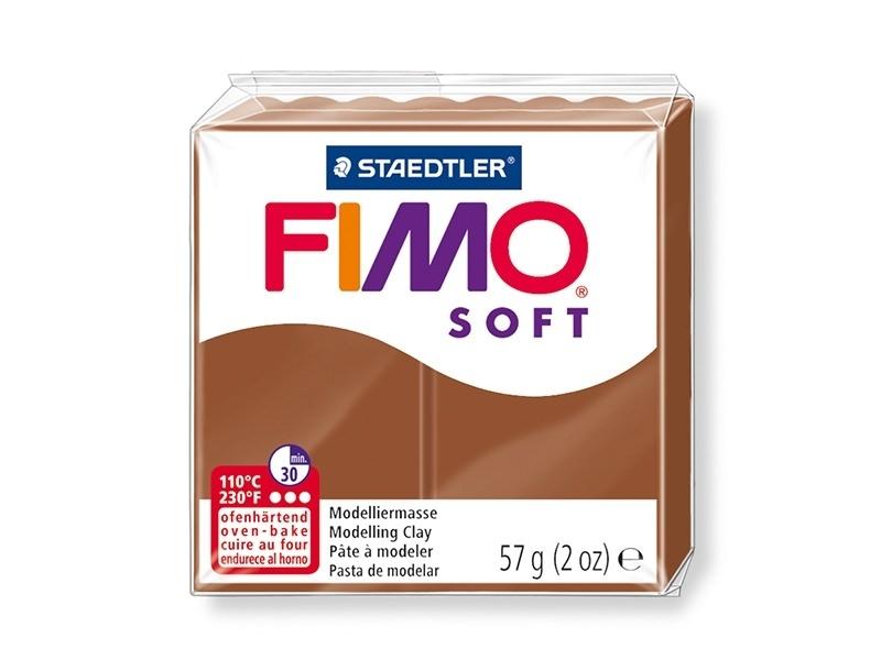 Fimo Soft - caramel no. 7