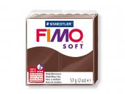 Pâte Fimo Soft Chocolat 75