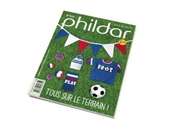 Mini-magazine Phildar n°638