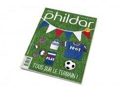 Minizeitschrift - Phildar Nr. 638 (auf Französisch)