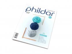 Minizeitschrift - Phildar Nr. 639 (auf Französisch)