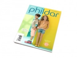 Mini magazine - Phildar no. 645 (in French)