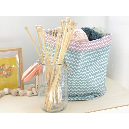 Acheter Aiguilles à tricoter en bambou - 5 mm - 5,60€ en ligne sur La Petite Epicerie - 100% Loisirs créatifs