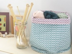 Aiguilles à tricoter en bambou - 5,5 mm