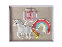 Broches Licorne