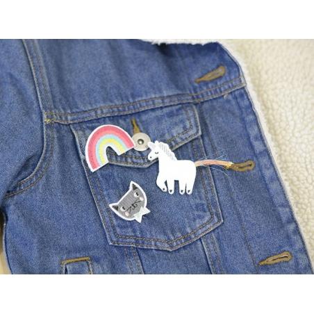 Acheter Lot de 3 broches - thème Licorne - 9,99€ en ligne sur La Petite Epicerie - Loisirs créatifs