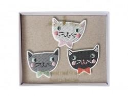 Broches chats Meri Meri - 1