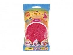 Sachet de 1000 perles HAMA Midi - rose fluo