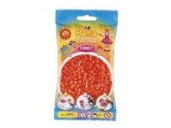Sachet de 1000 perles HAMA Midi - orange