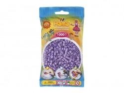 Sachet de 1000 perles HAMA Midi - violet pastel
