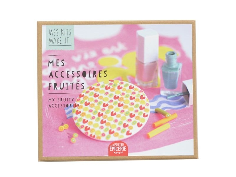 Mes kits make it - My fruity accessories - DIY