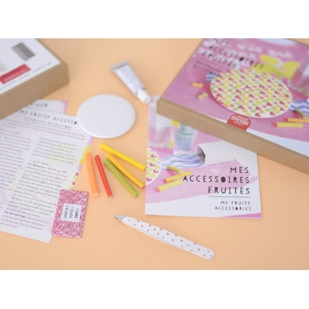 Kit MKMI - Mes accessoires fruités - DIY La petite épicerie - 3
