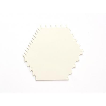 Acheter peigne pour peinture - multiface - 6,20€ en ligne sur La Petite Epicerie - 100% Loisirs créatifs