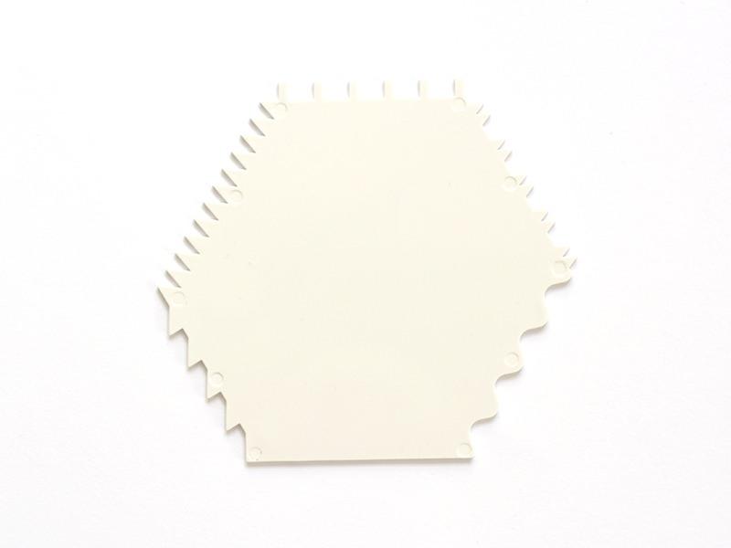 Multi-purpose painting comb Lefranc et Bourgeois - 1