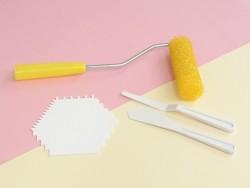 Couteau plastique - fin