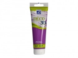 Déco 3D-paint - candy pink (120 ml)
