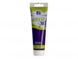 3D-Déco-Farbe - dunkelviolett (120 ml)