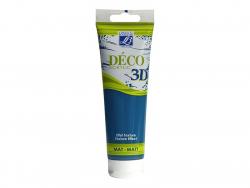 3D-Déco-Farbe - capriblau (120 ml)