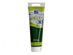 Peinture Déco 3D - Vert sapin - 120 ml