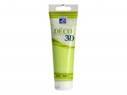 3D-Déco-Farbe - apfelgrün (120 ml)