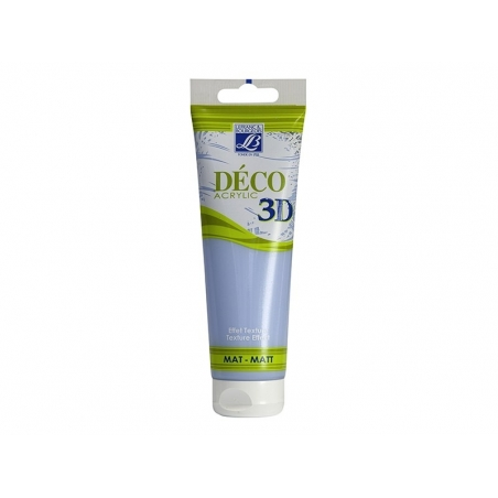 Déco 3D-paint - periwinkle blue (120 ml)
