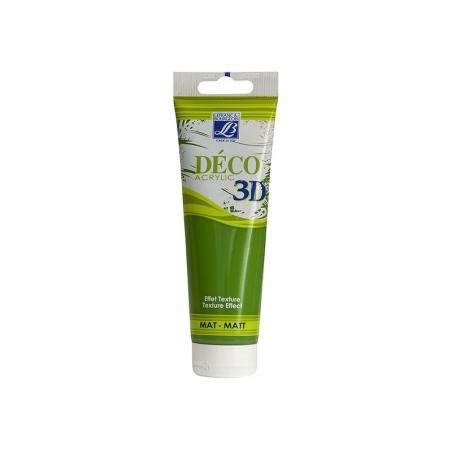 Déco 3D-paint - pickle green (120 ml)