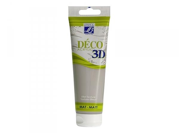 Peinture Déco 3D - mastic - 120 ml